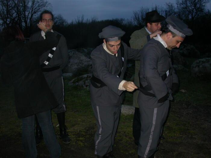 Antonio, Cobo, Pipo y Canut