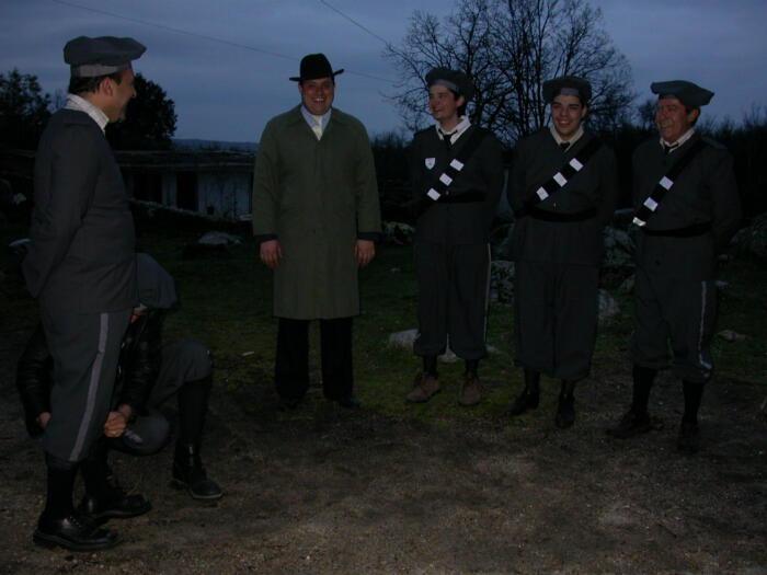 Canut, Pipo, Jose María, Cobo y Javier