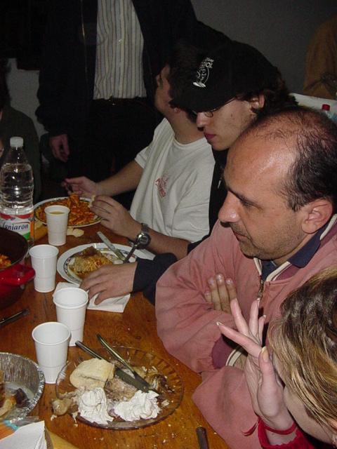 Durante la comida 2