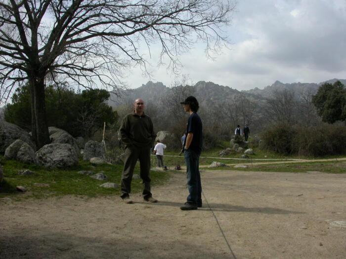 Isidro y Álvaro